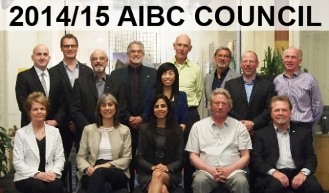 2014/15 AIBC COUNCIL - no border