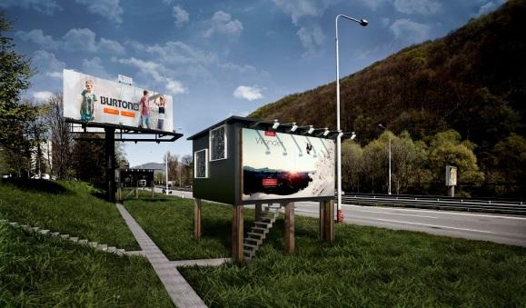 SLOVAKIA-ADVERTISING-SOCIAL-HOUSING