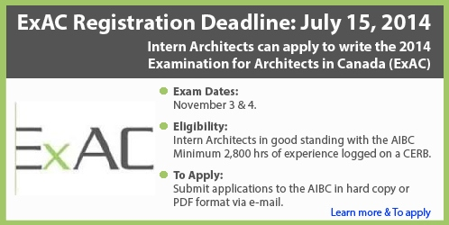 ExAC Registration Deadline - Draft 2