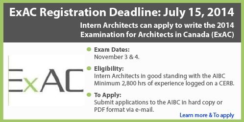 ExAC Registration Deadline - Draft 2