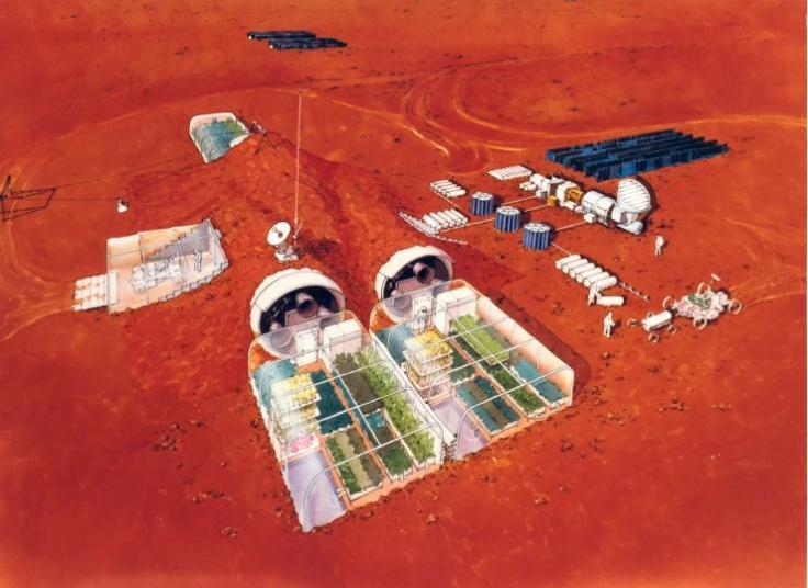 InternationalBusinessTimes_NASA_Mars-habitat