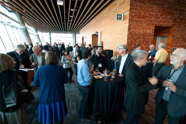 Network, Meet Colleagues and Celebrate the 2015 AIBC Architectural Award Winners at the Opening Reception on October 28