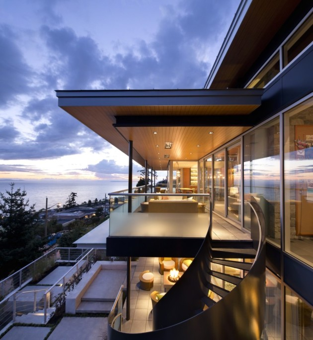 Vancouver and White Rock Modern Home Tours September 19 & 20, 2015