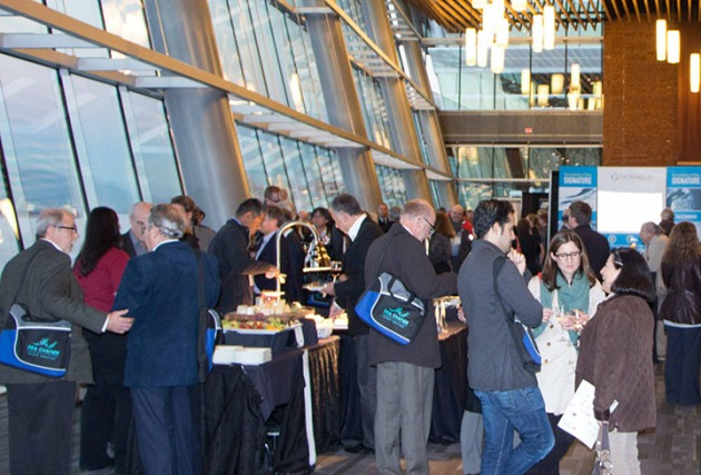 2015 AIBC Annual Conference: Exhibitors' Networking Session on Oct 28