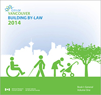 Vancouver Building By-law 2014 now available in print and digital formats