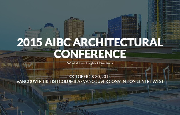 The AIBC Annual Conference Oct 28-30