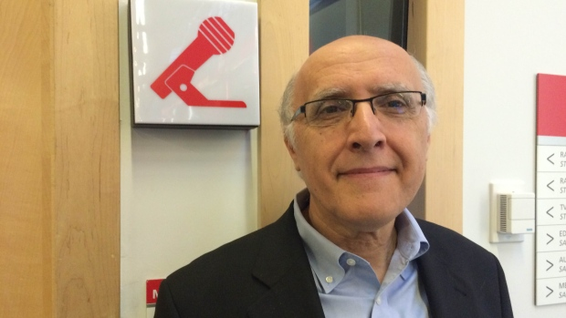 Image: McGill professor Avi Friedman believes that if entire communities lent themselves to a more active lifestyle, the people living there will be less prone to obesity and diabetes. Courtesy of CBC