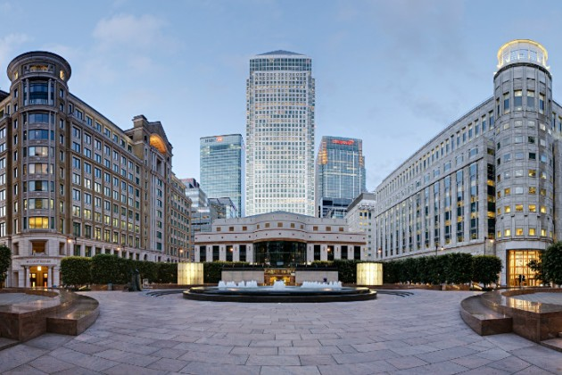 Image: Canary Wharf, London. Courtesy of Sourceable.net