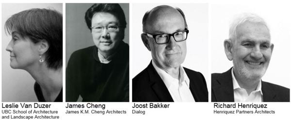 UDI Feb 26 Event Featuring Leslie Van Duzer, James Cheng, Richard Henriquez, Joost Bakker