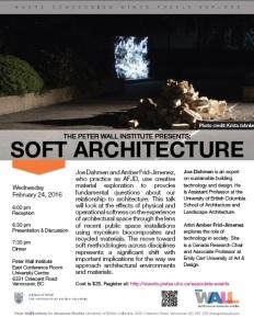 Peter Wall Institute Dinner Forum Feb 24